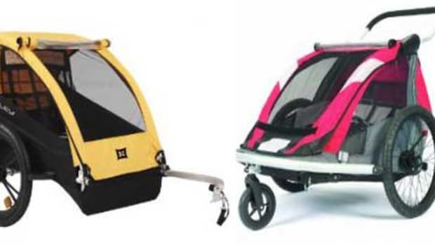 best-baby-bike-trailer
