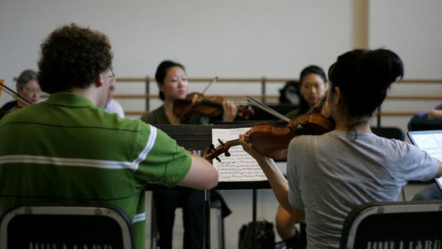 The Juilliard Chamber Orchestra