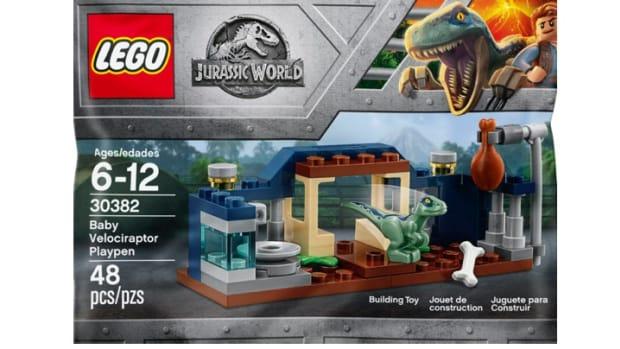 lego-jurassic-world-polybag-set-30382-baby-velociraptor-playpen-review