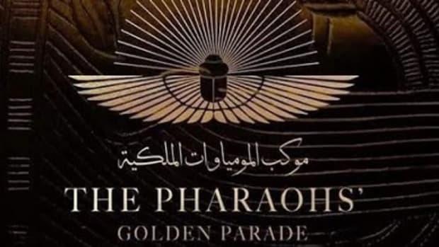 the-pharaohes-golden-parade