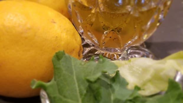 lemon-honey-dressing