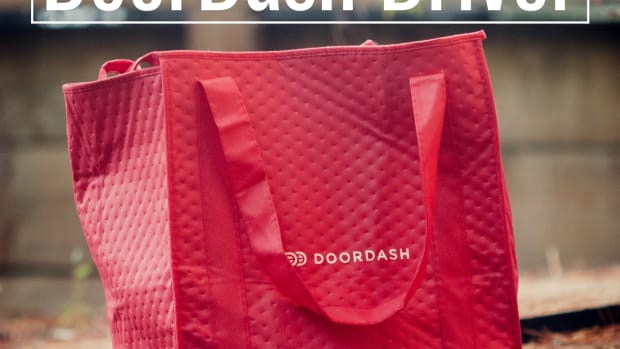 初学者 -  Doordash-Drivers