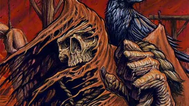 review-of-the-album-to-the-gallows-by-australian-thrash-metal-band-desecrator