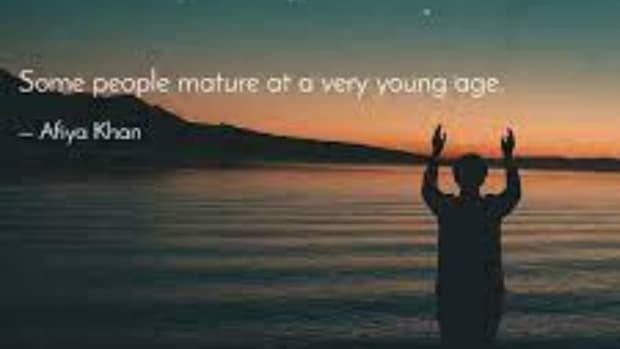 what-do-you-think-of-people-who-attain-maturity-at-a-young-age