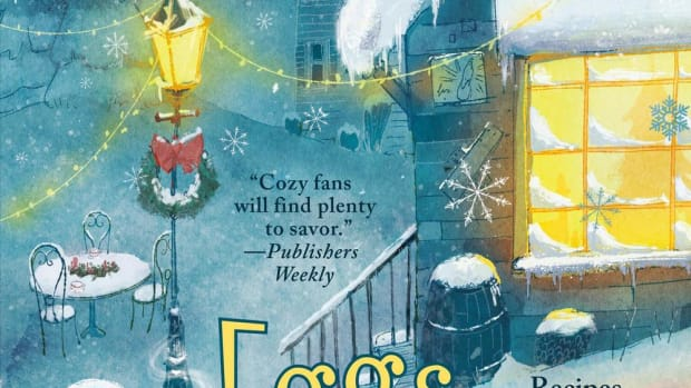 book-review-eggs-on-ice-by-laura-childs
