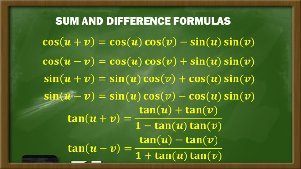 sum-and-difference-formulas