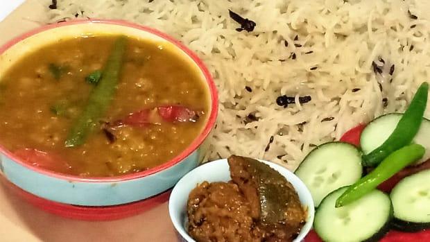 dal-chawal-recipe