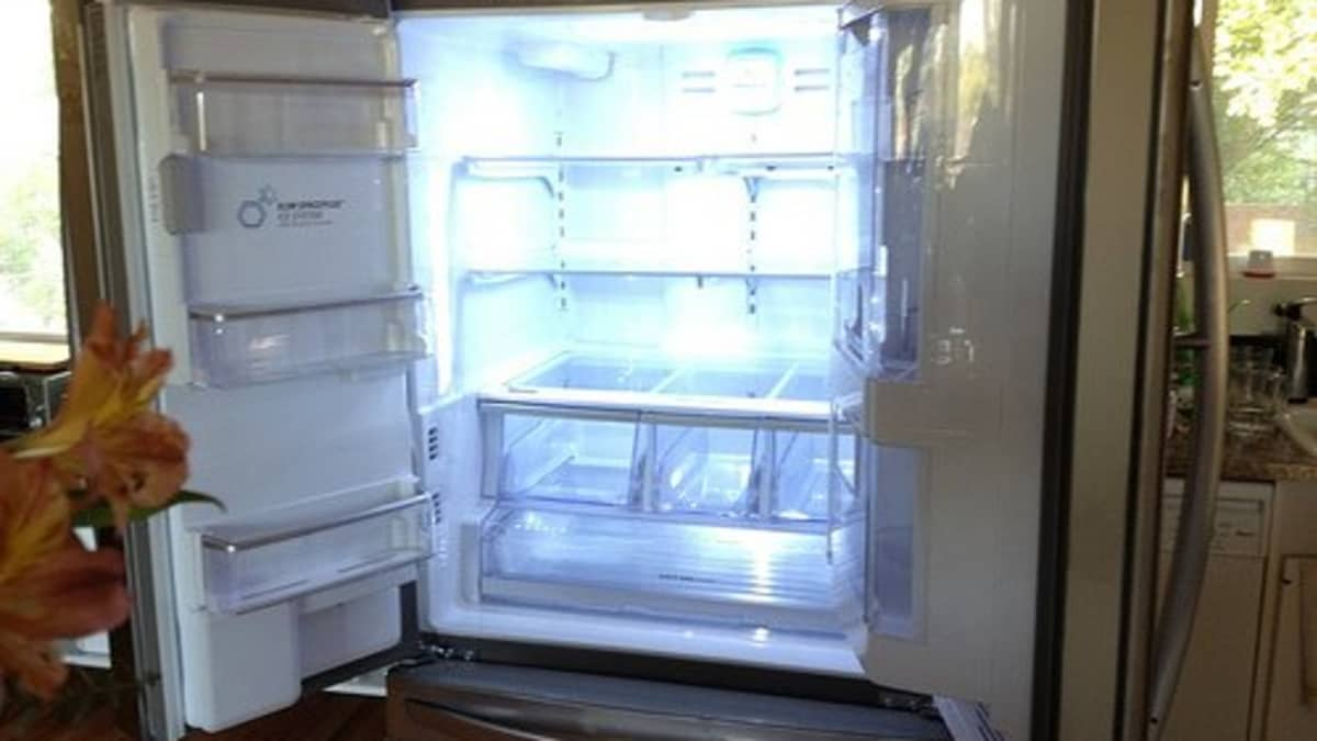 Hook line to up water do a 2021 how refrigerator you lg LG Refrigerator