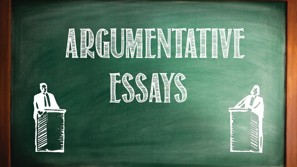 100 Easy Argumentative Essay Topic Ideas With Research Links and Sample  Essays - Owlcation