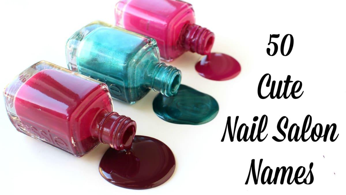 20 Cute Nail Salon Names   ToughNickel