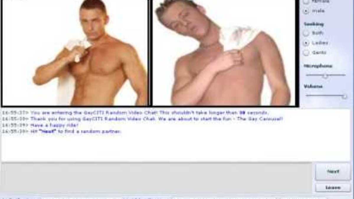Roulette gay chat Omegle chat