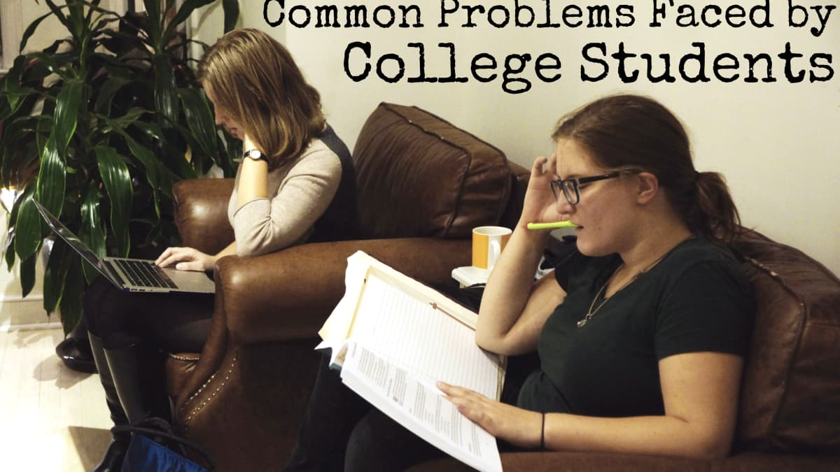 Ten Common Problems Students Face in College - Owlcation