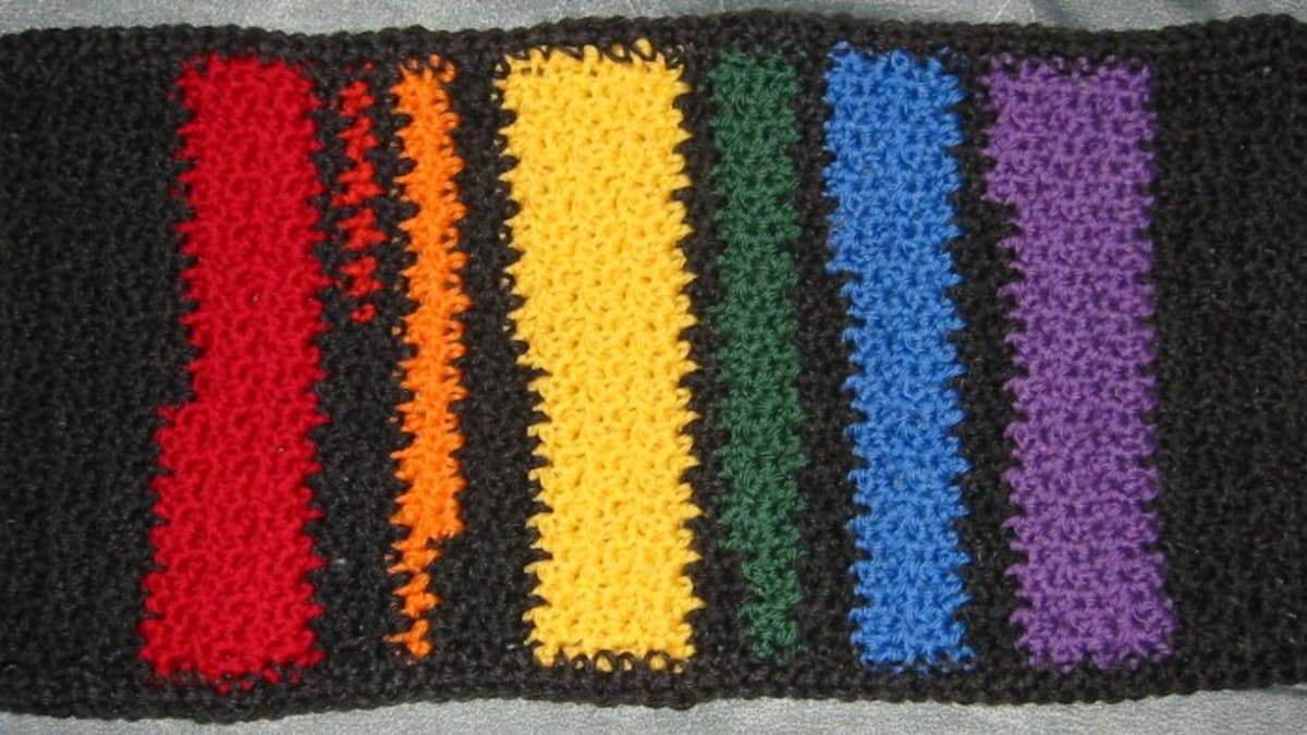 How To Crochet An Easy Baby Blanket Feltmagnet Crafts