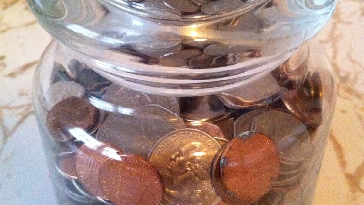 How To Collect Your Spare Change For Extra Money Toughnickel Money