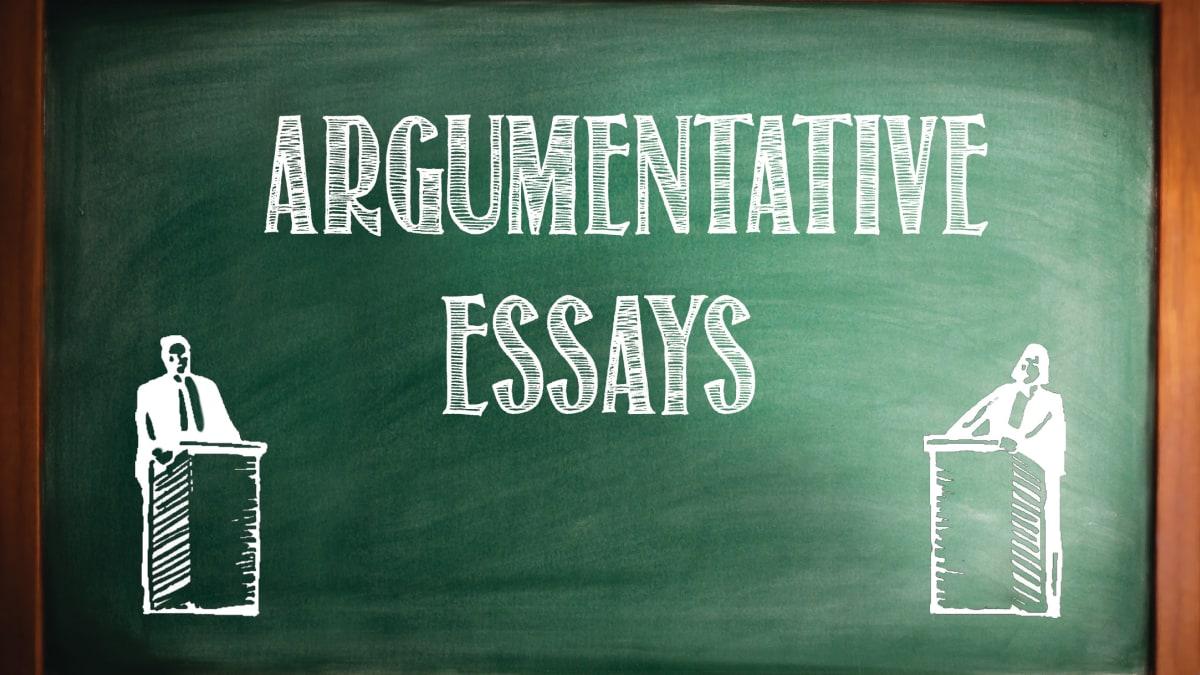 unusual argumentative essay topics