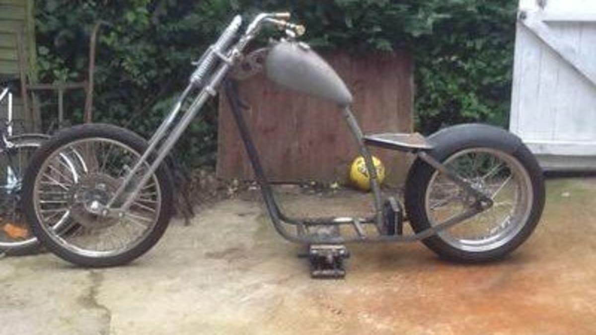 How To Build A Chopper Frame Axleaddict A Community Of Car Lovers Enthusiasts And Mechanics Sharing Our Auto Advice
