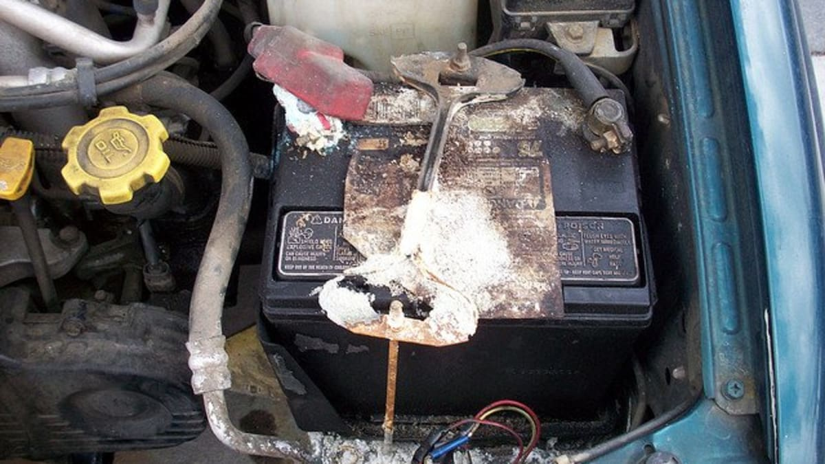 How To Test A Car Battery With A Multimeter Or Hydrometer Axleaddict A Community Of Car Lovers Enthusiasts And Mechanics Sharing Our Auto Advice