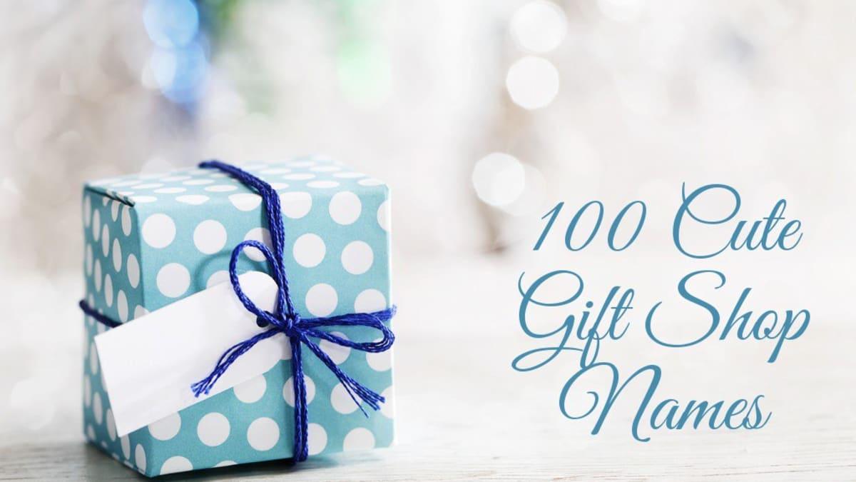 100 Cute Gift Shop Name Ideas Toughnickel Money