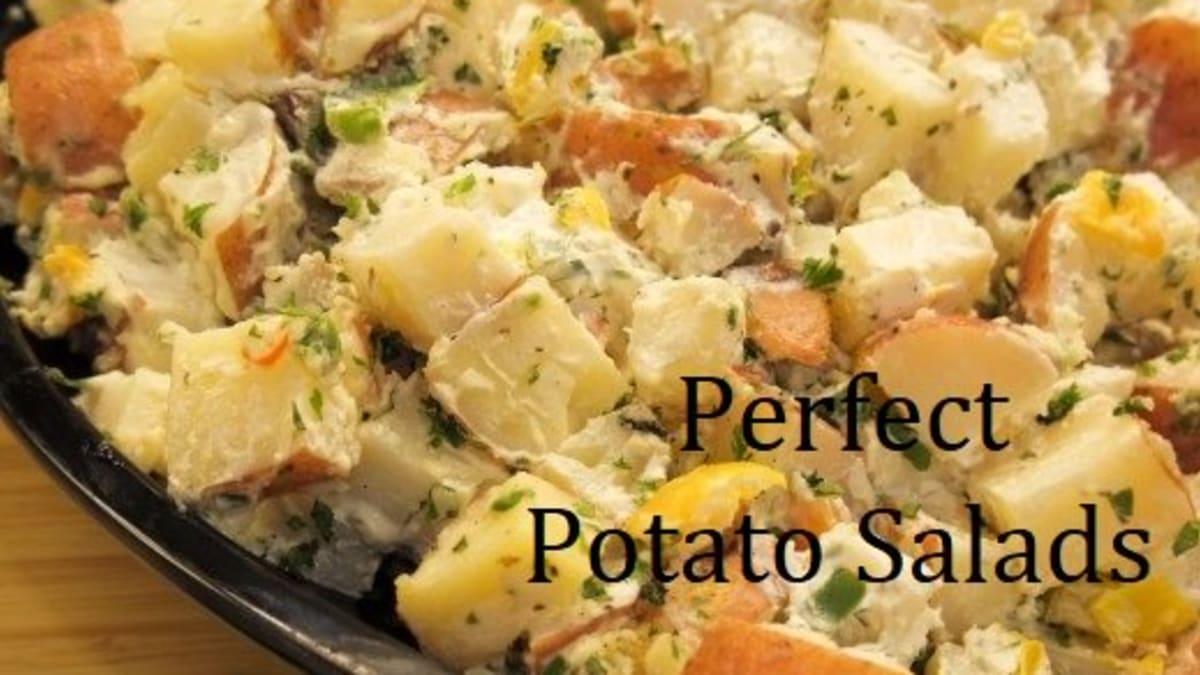 Betty Crocker Potato Salad Recipe With Italian Dressing
