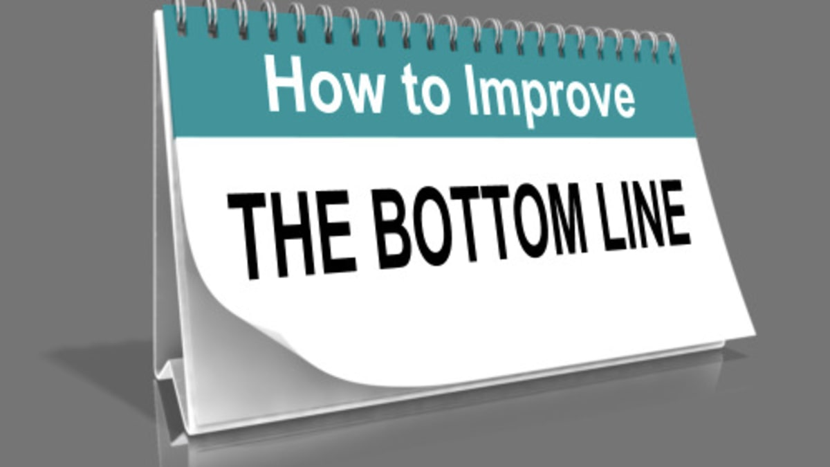 How to Improve the Bottom Line - ToughNickel