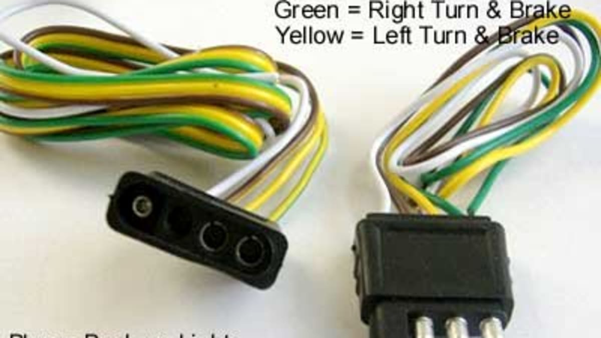 Tips for Installing 4-Pin Trailer Wiring - AxleAddict - A community of car  lovers, enthusiasts, and mechanics sharing our auto adviceAxleAddict