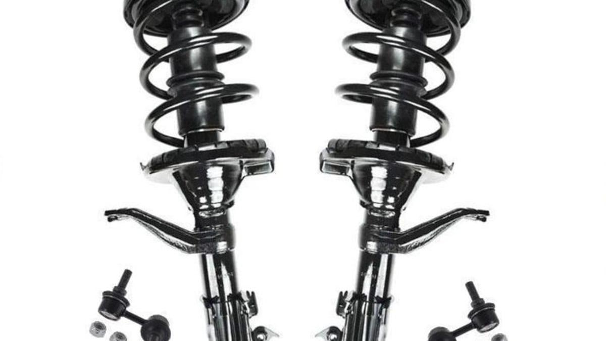 2002 2006 Honda Crv Front Suspension Replacement Repair With Video Axleaddict