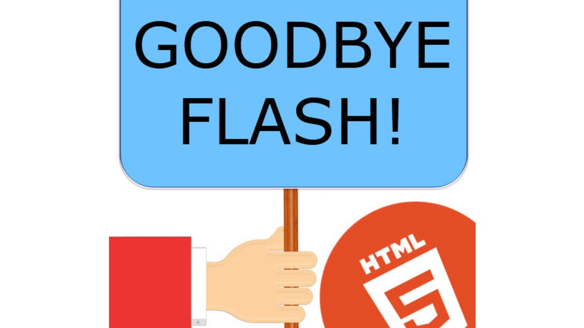 The End Of Life For Adobe Flash Converting From Flash To Html5 Turbofuture Technology