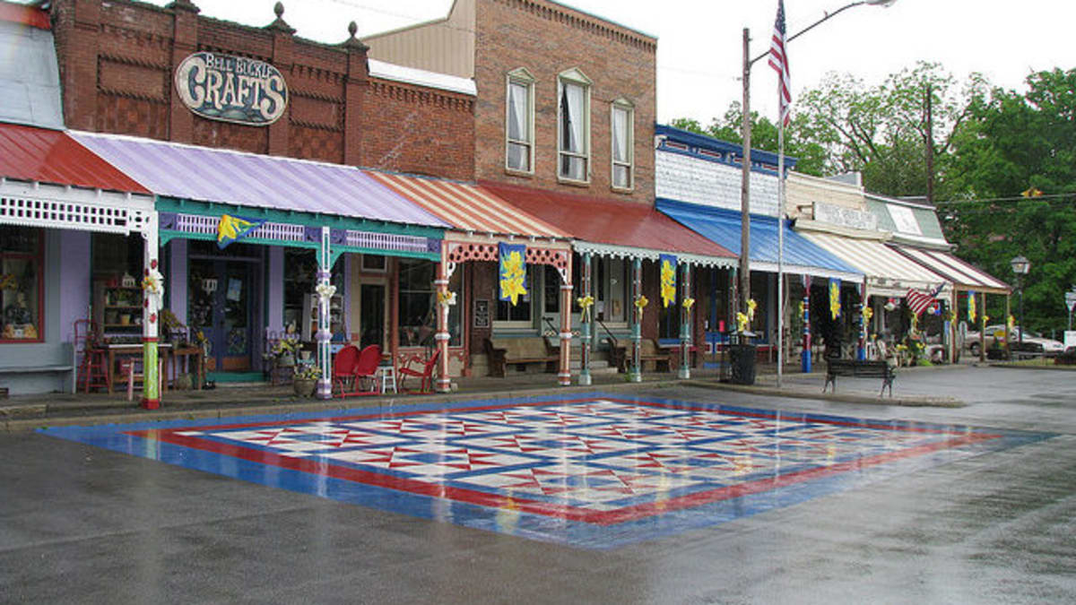 10 Adorable Little Tennessee Towns You Want To Visit Hubpages