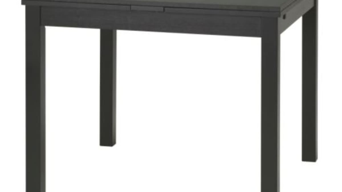 The Ikea Bjursta Table Hubpages