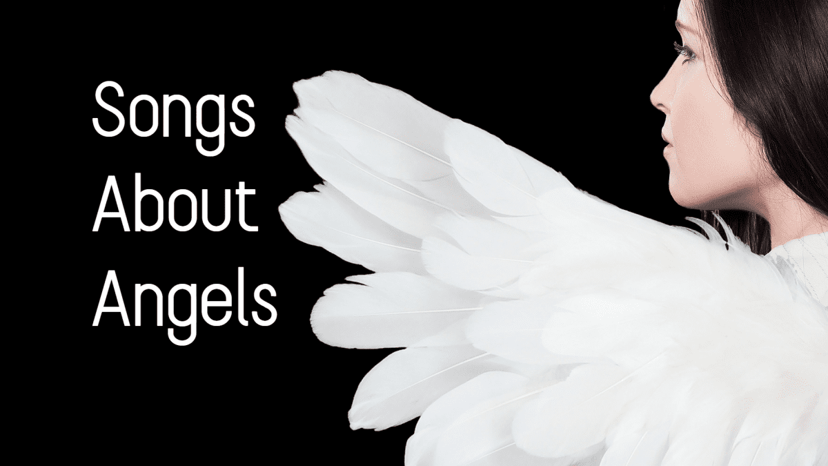 20 Songs About Angels, Everyday Angels, and Fallen Angels   Spinditty