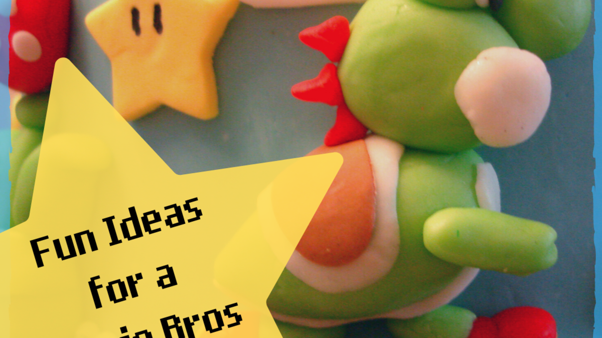 Super Mario Bros Party Ideas And Free Printables Holidappy Celebrations