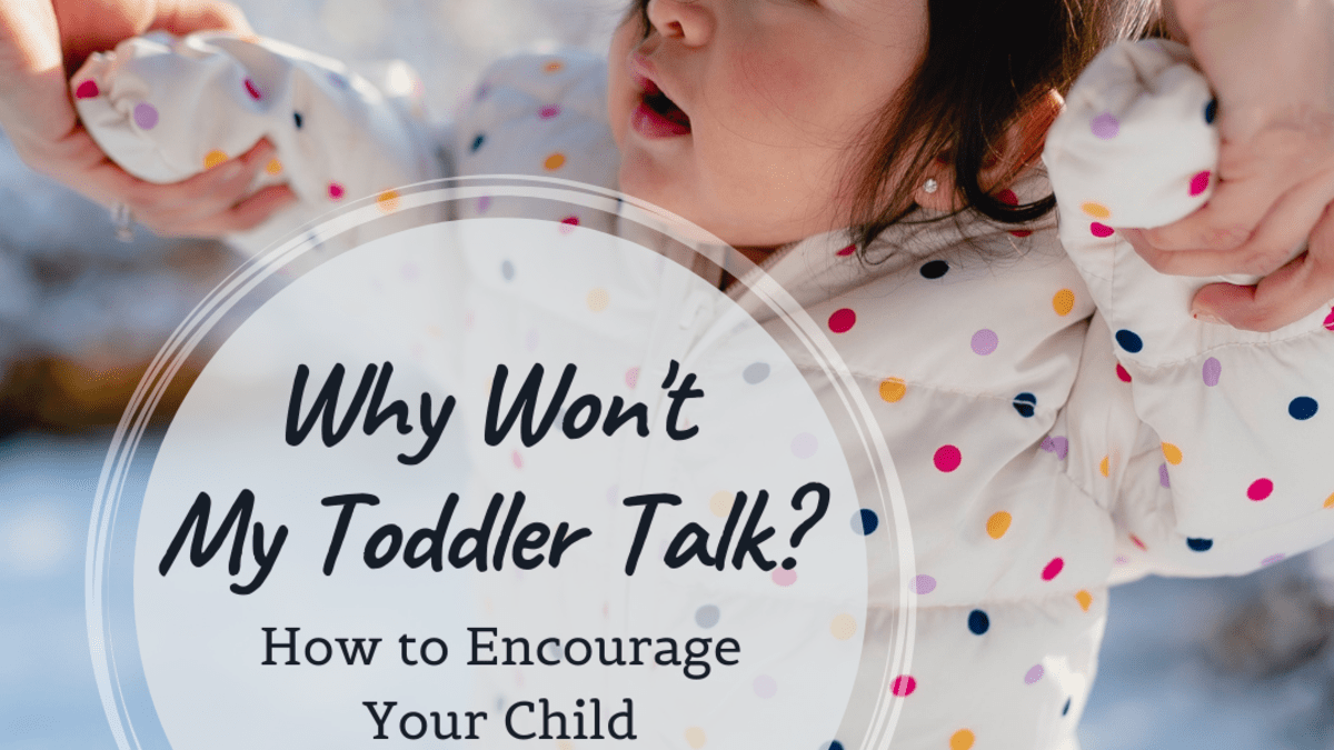 Late Talking Toddler To Speak