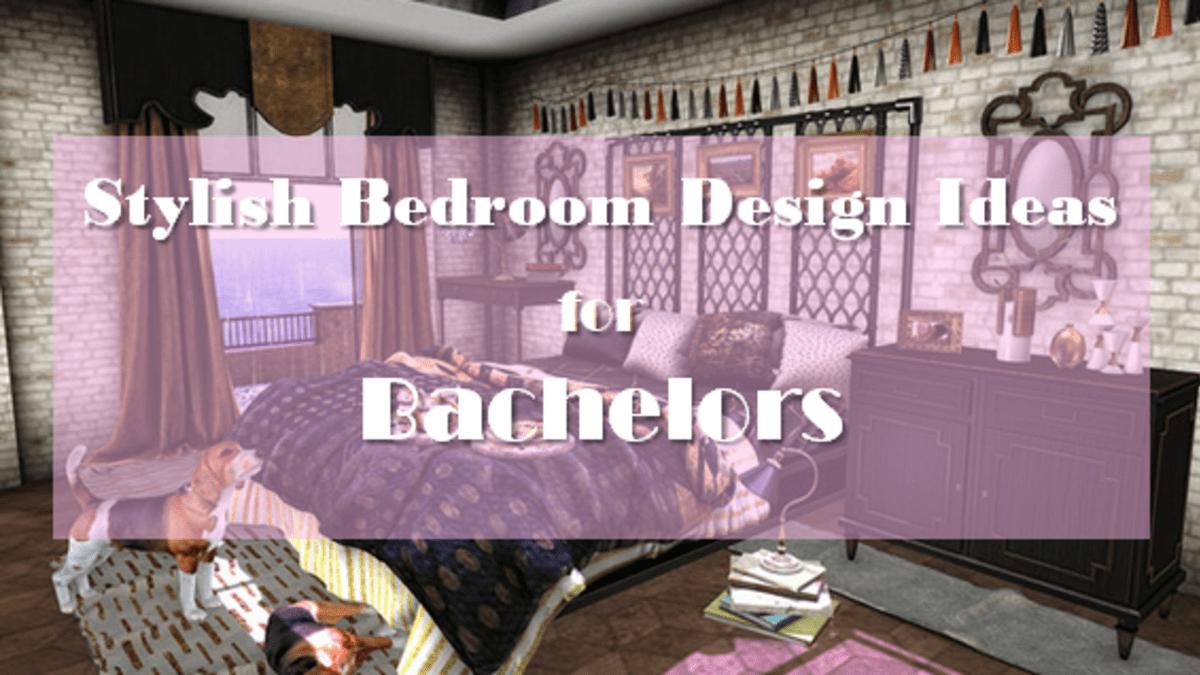 Stylish Bedroom Design Ideas For Men Hubpages