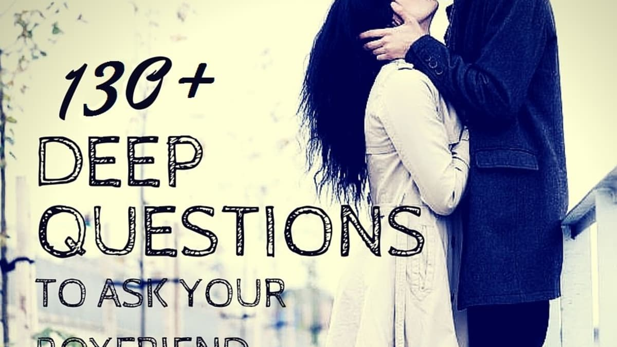 Dirty questions to ask my boyfriend