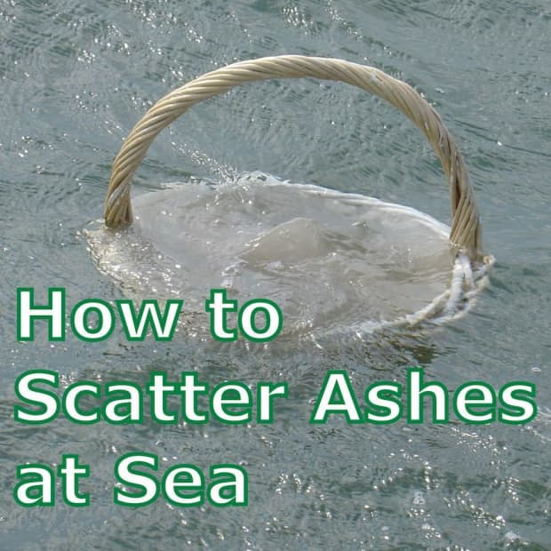 scattering-ashes