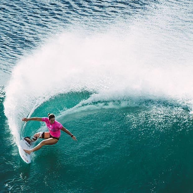 surfer Tyler Wright