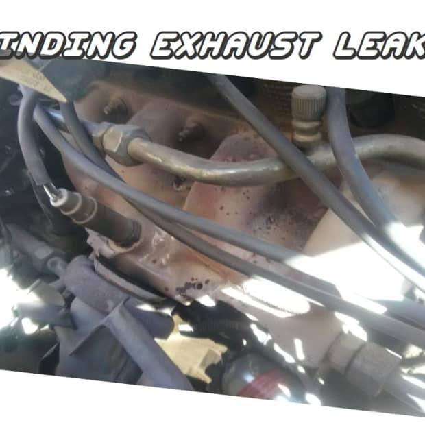 exhaust-leak-diagnosis