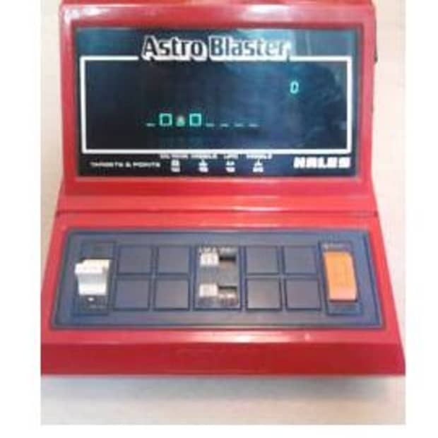 A table-top scramble clone from Hales / Tomy