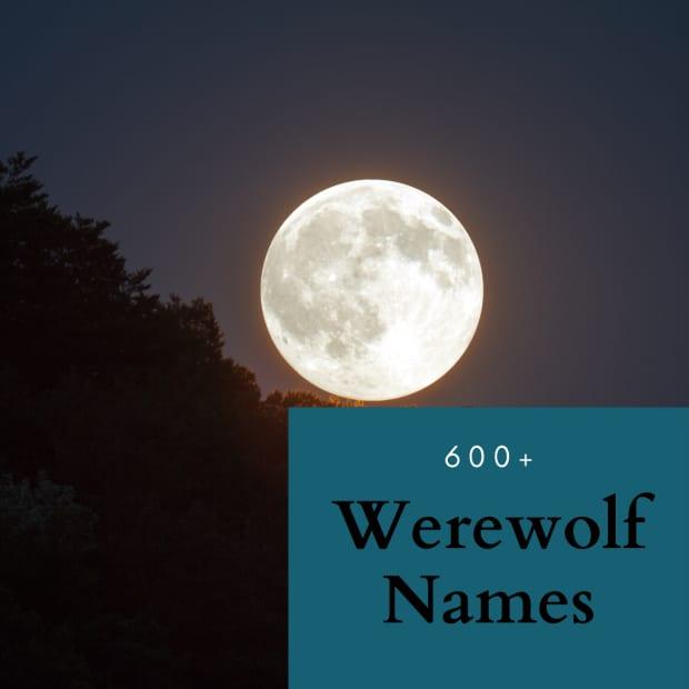 Werewolf Names