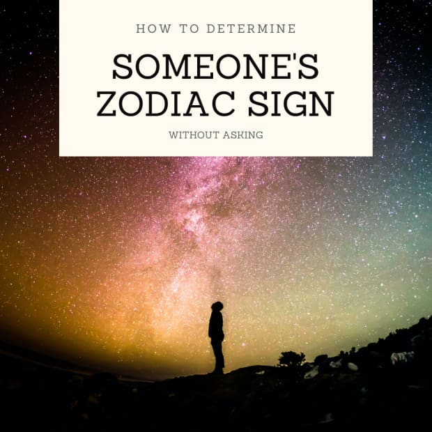 determining zodiac signs