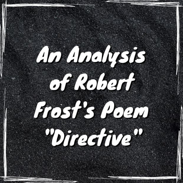 诗歌指令分析 - 罗伯特 - 弗罗斯特