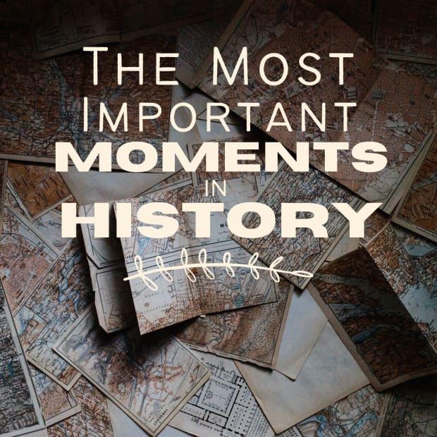 -10最重要的 - 历史记录 - 一个插图导游