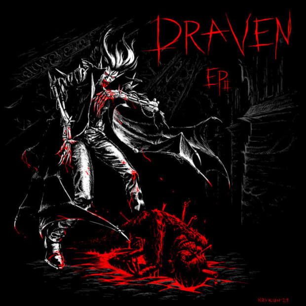 darksynth-album-review-ep-ii-by-draven