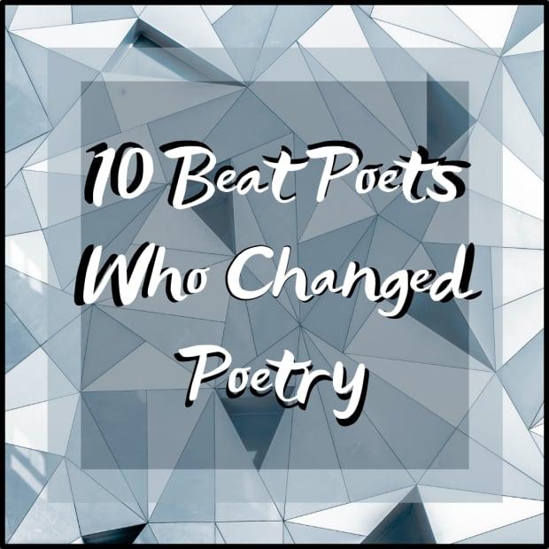 前10名击败诗人 - 谁发生了变化的诗歌 - 书面或阅读