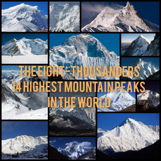 the-eight-thousanders-14-highest-mountain-peaks-in-the-world