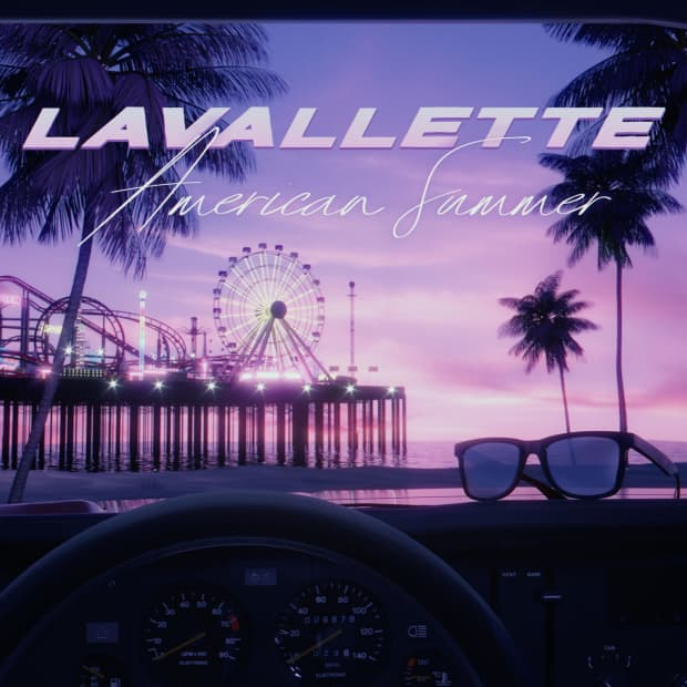 synth-album-review-american-summer-by-lavallette