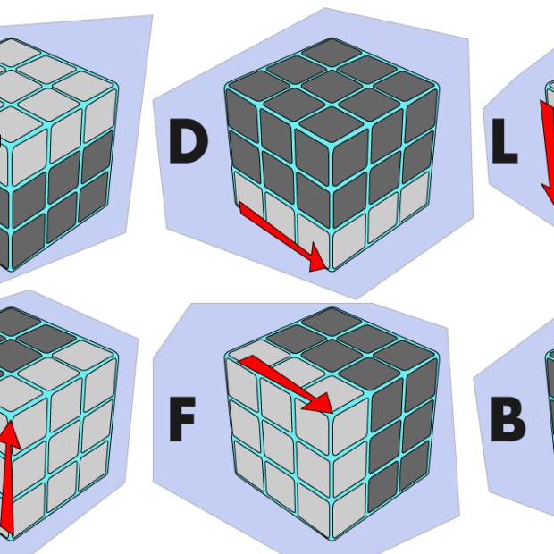 rubik-cube-algorithms