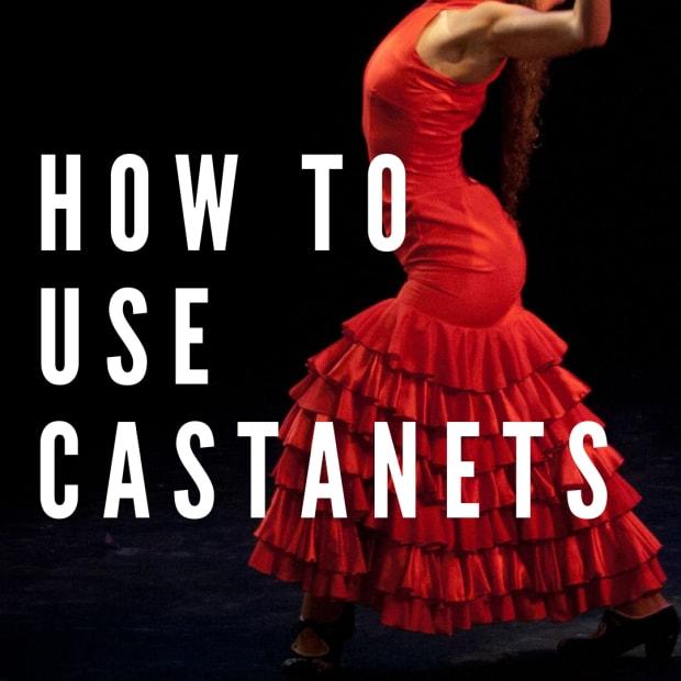 flamenco-castanets