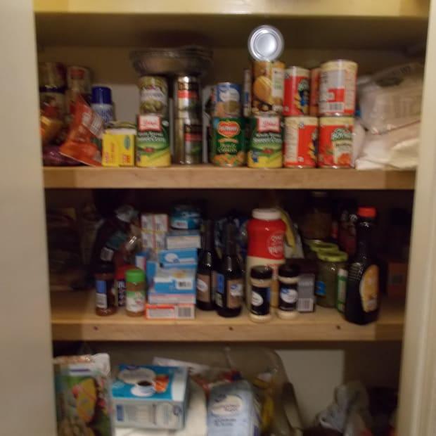 如何创建 - 急救食品储藏室 - 每天 - 杂货店 - 杂货店