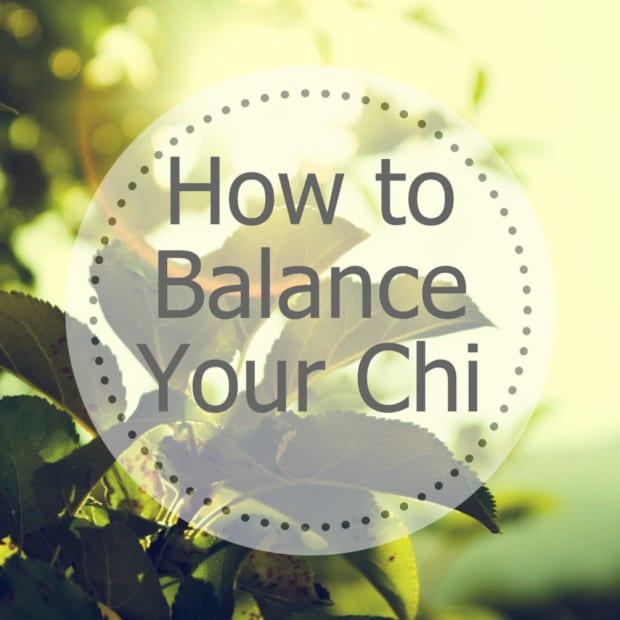 balance your chi